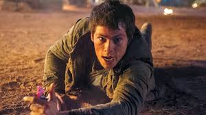 Dylan O'Brien Scorch Trials